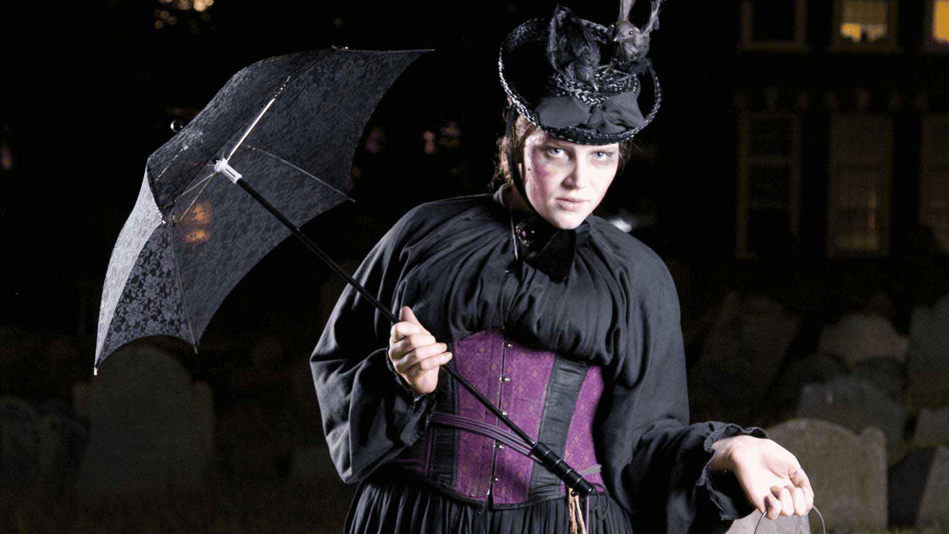 Photo of Miss Agatha