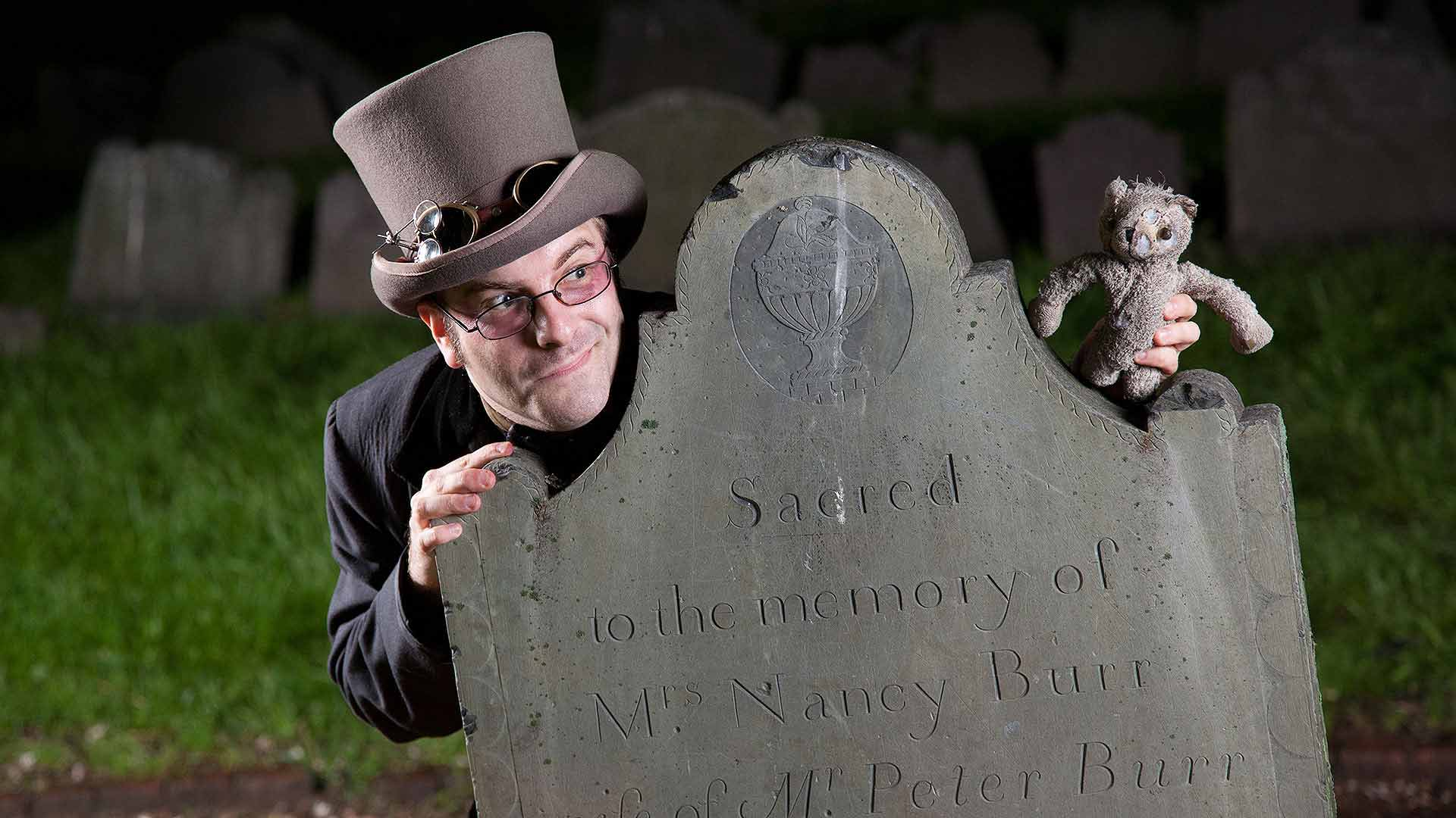 boston ghost cast member