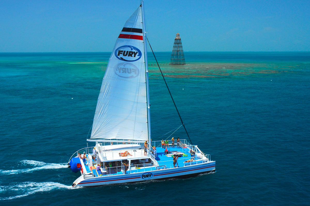 Key West Fury Water Adventures