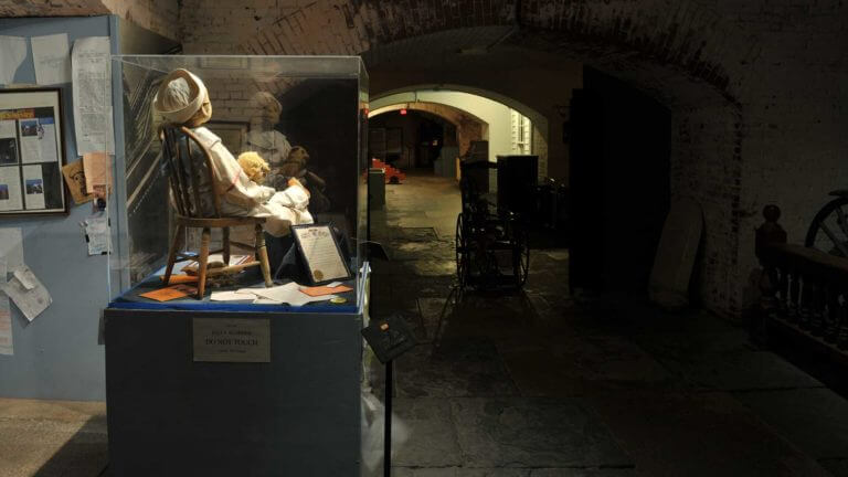 east martello museum and robert the doll