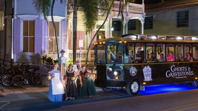 key west haunted tour guides