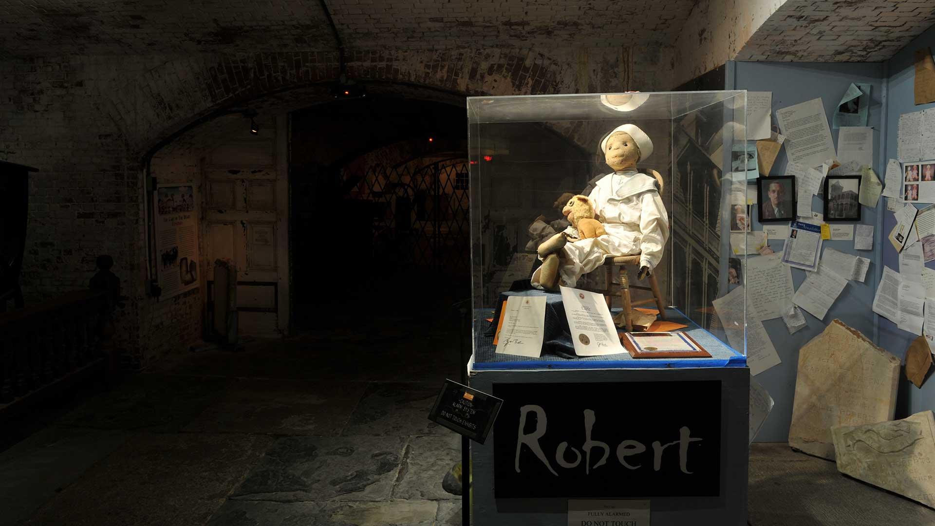 robert the doll key west