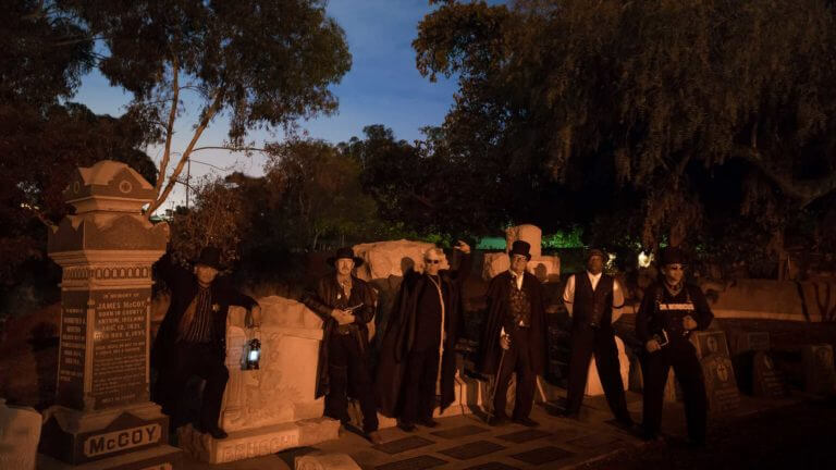 san diego haunted cemetery and ghost tour guides