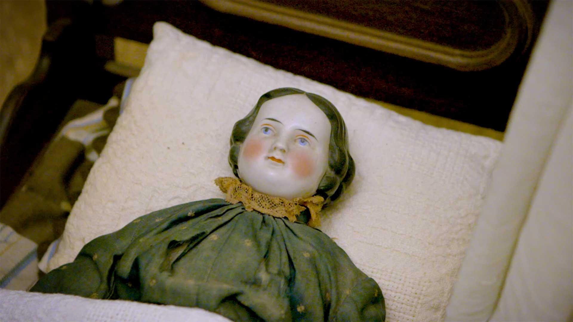 savannah haunted doll