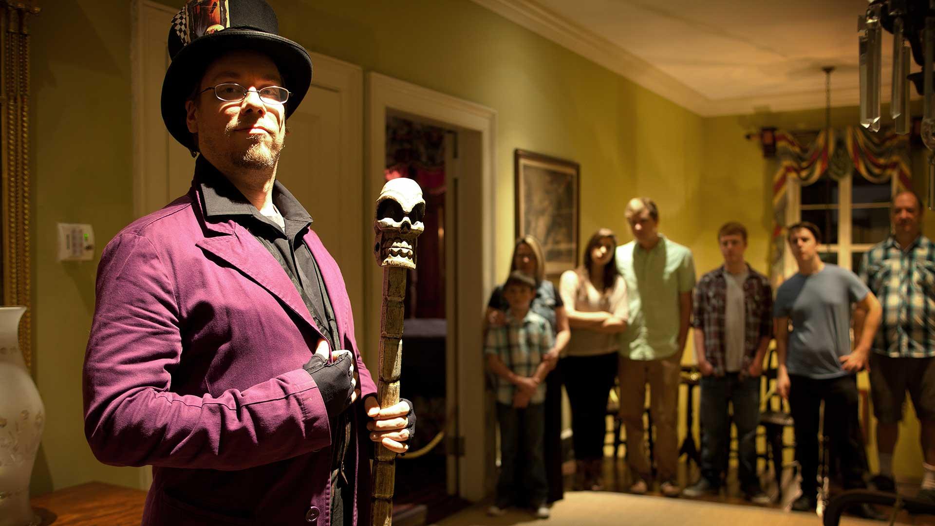 savannah andrew low haunted house butler