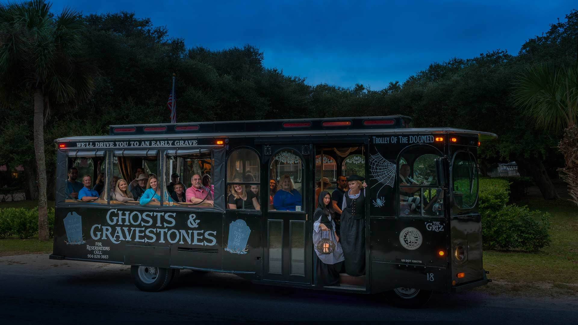 st augustine ghost tour