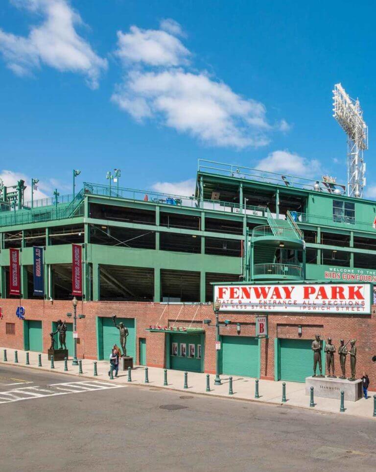 Historic Fenway Ballpark