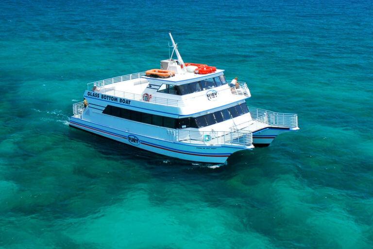 Key West Glass Bottom Boat