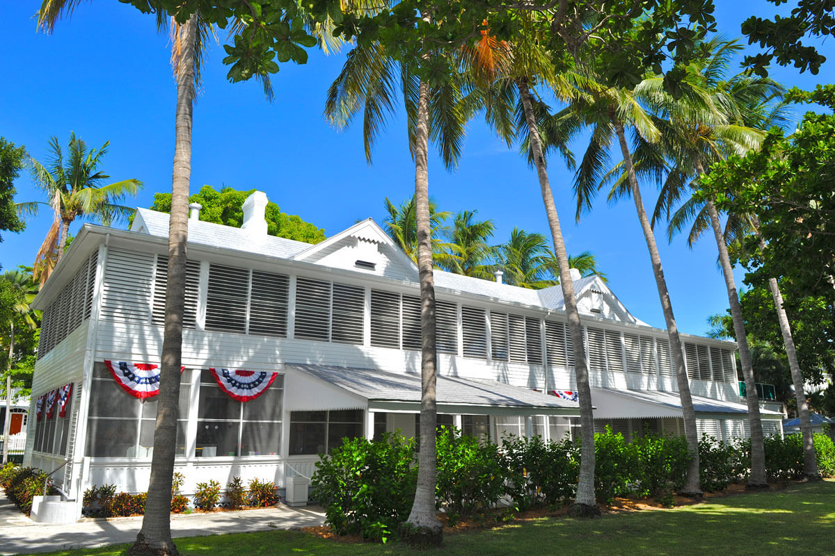Key West Harry S. Truman Little White House