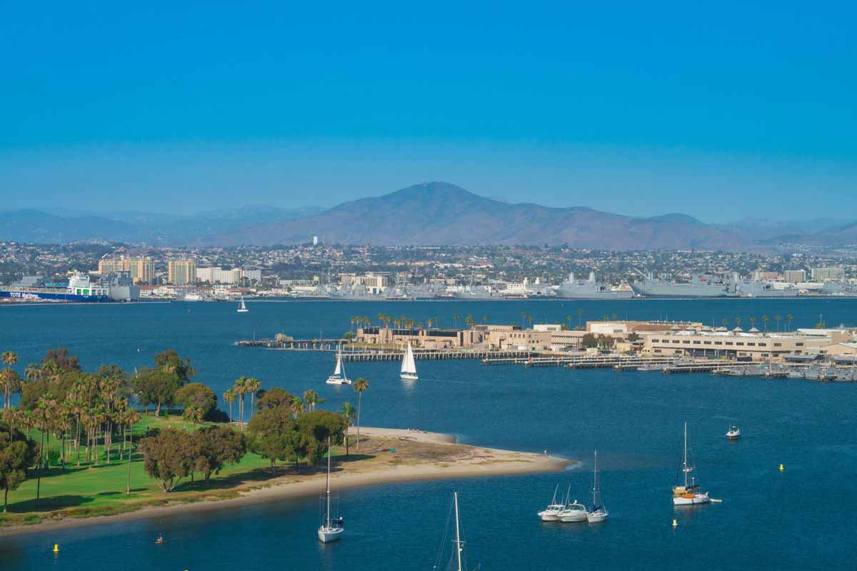 San Diego Coronado Ferry Landing