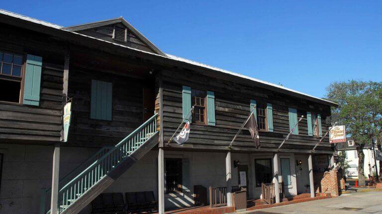 savannah pirate house