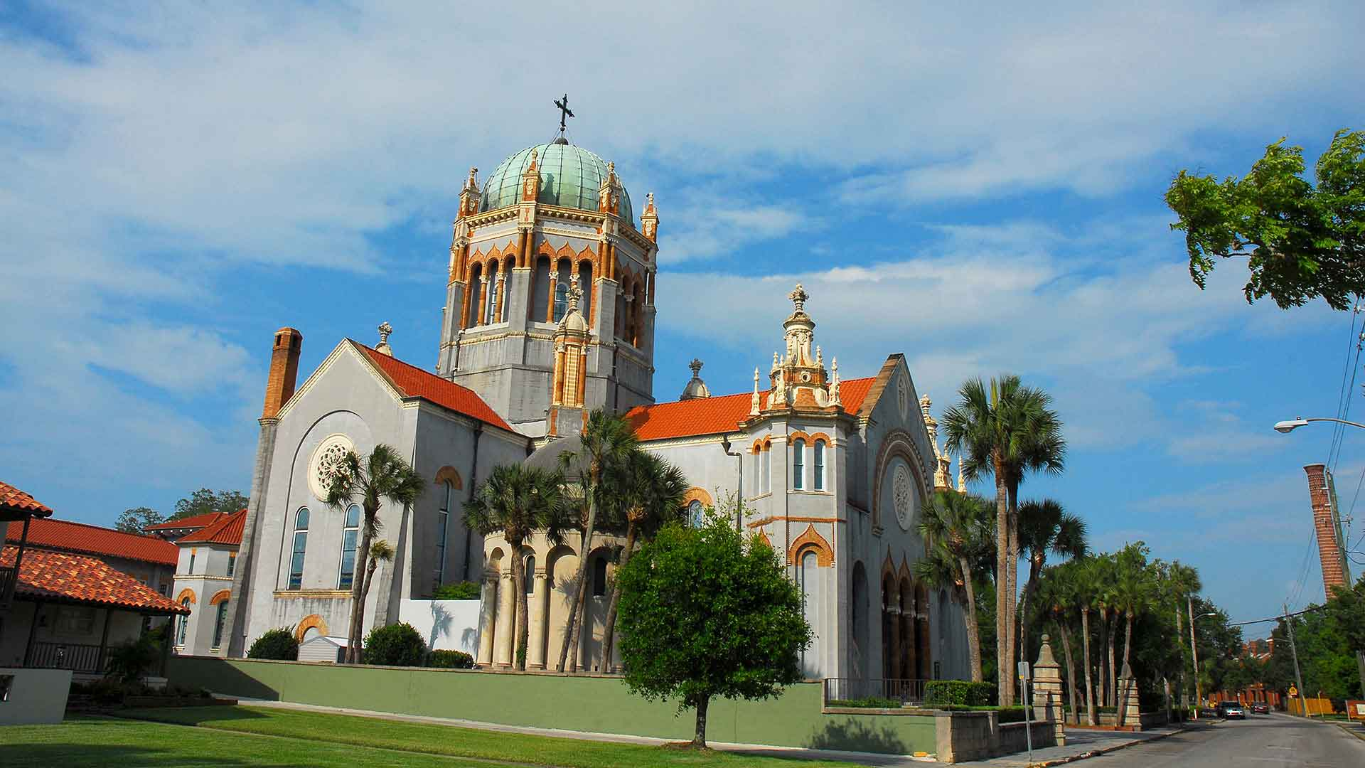 st augustine flagler church