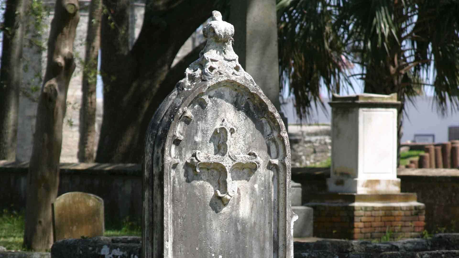 st augustine huguenot cemetery
