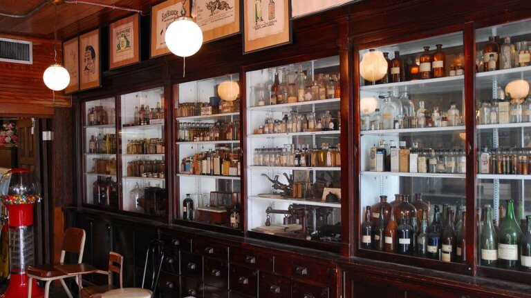 st augustine old drug store
