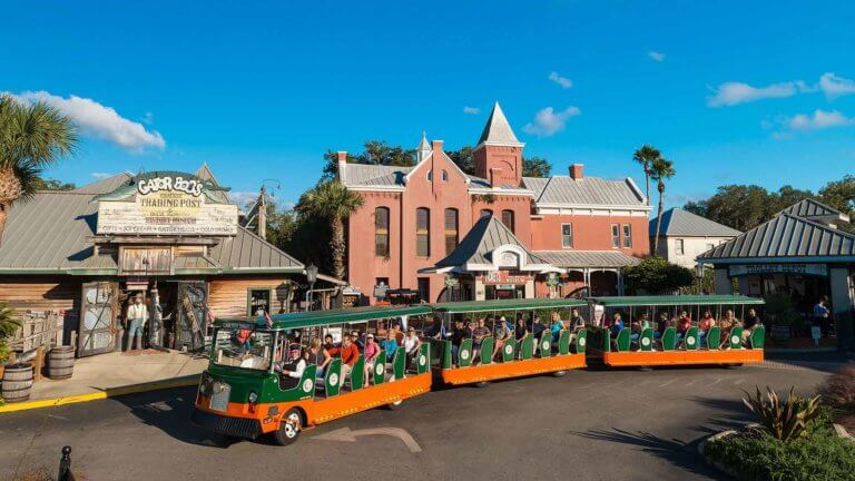 st augustine old town trolley tours