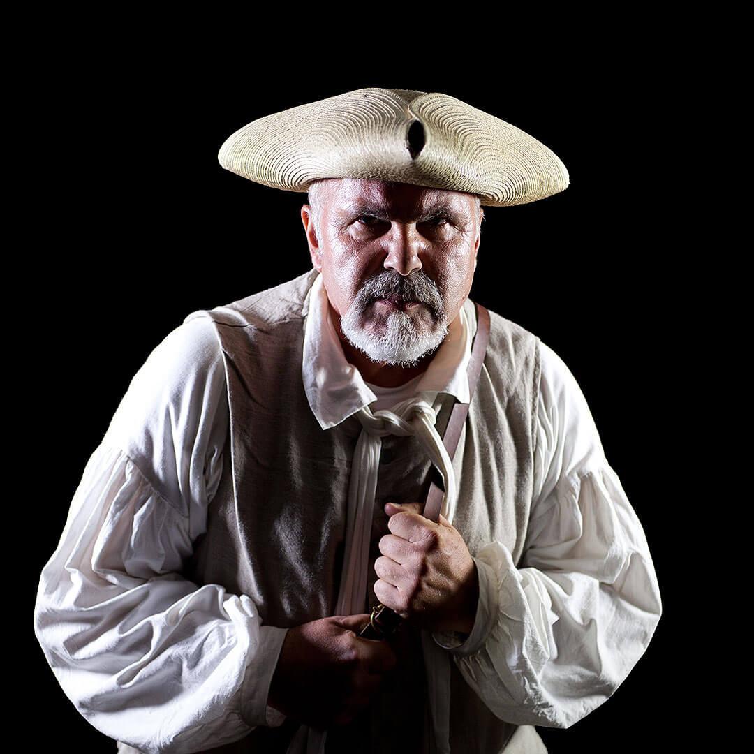 st augustine ghost host Jonathan G.