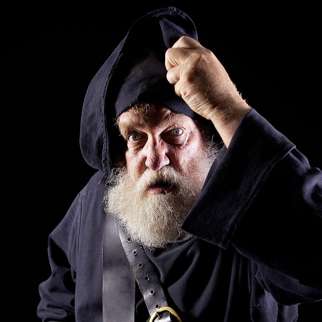 st augustine ghost host william