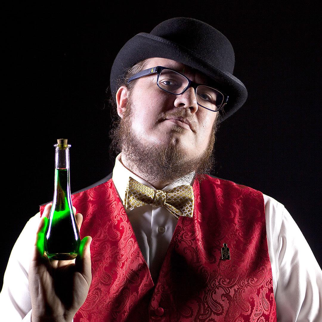 picture of savannah ghost host doctor josiah bell