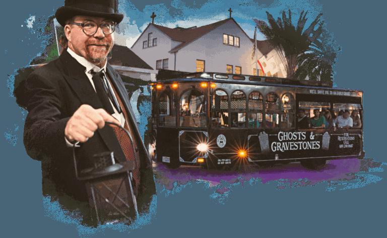 san diego ghost tour trolley
