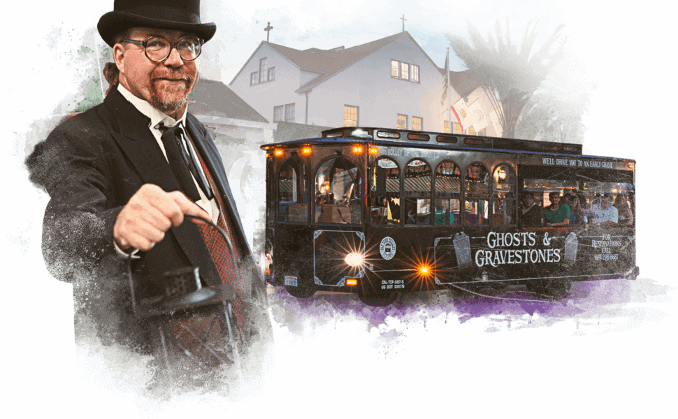 san diego ghost tour trolley